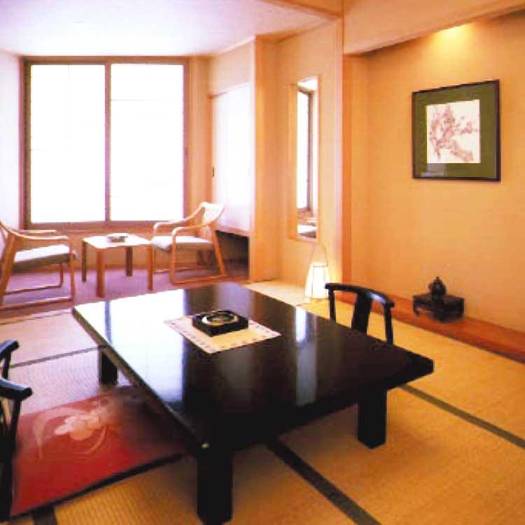 花びしホテルの客室