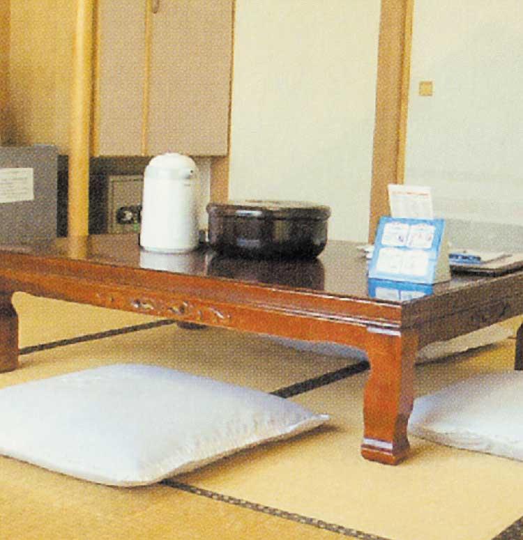 ウェルハートピア函館の和室