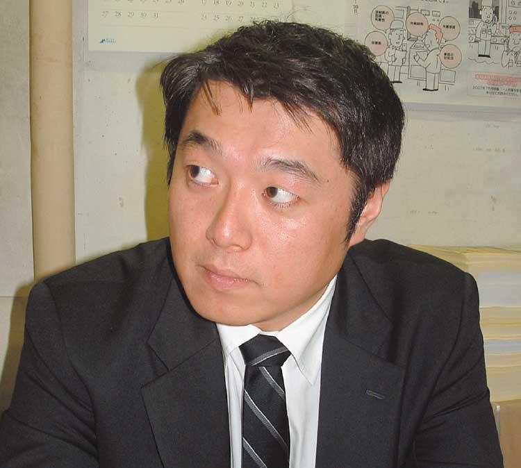 ジャム函館編集長吉田智士さん