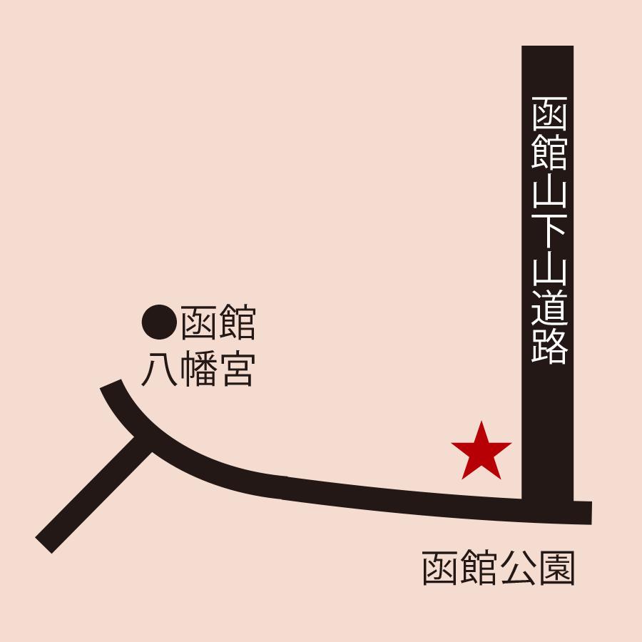 想苑周辺地図