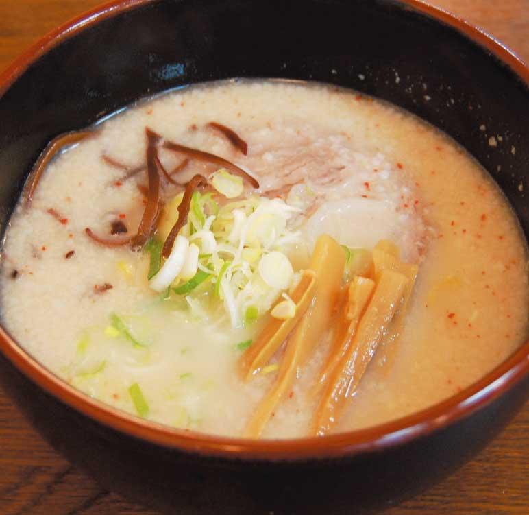 麺次郎田家店のとんコク麺