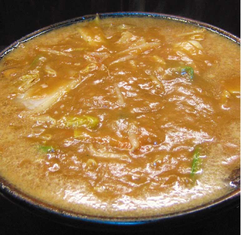らあめん覿・麺の感豚麺