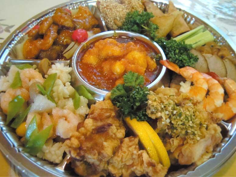 中国料理幸珍の中華オードブル