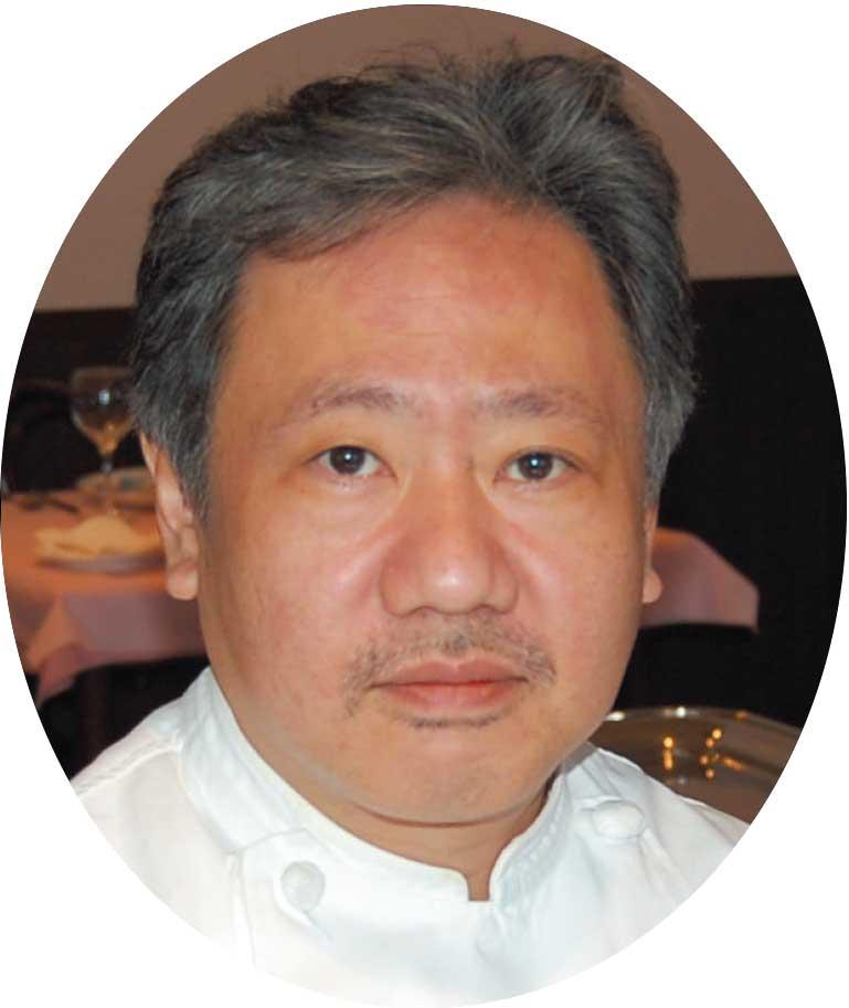 プティ・コションのオーナー坂田敏二さん