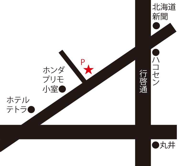 四季花菜周辺地図
