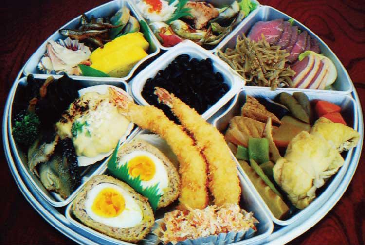 藤食堂の10500円オードブル