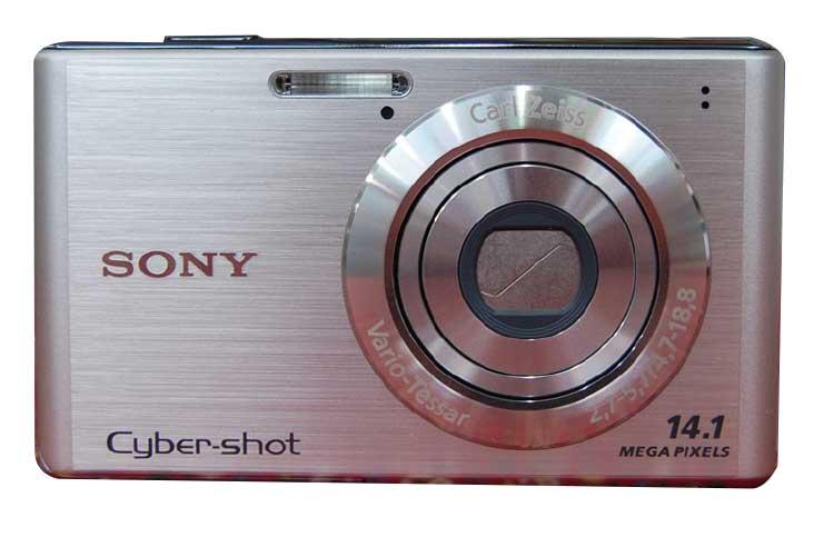 ソニーのサイバーショットDSC-W550