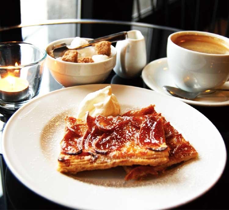 TACHIKAWA CAFEの本日のケーキ