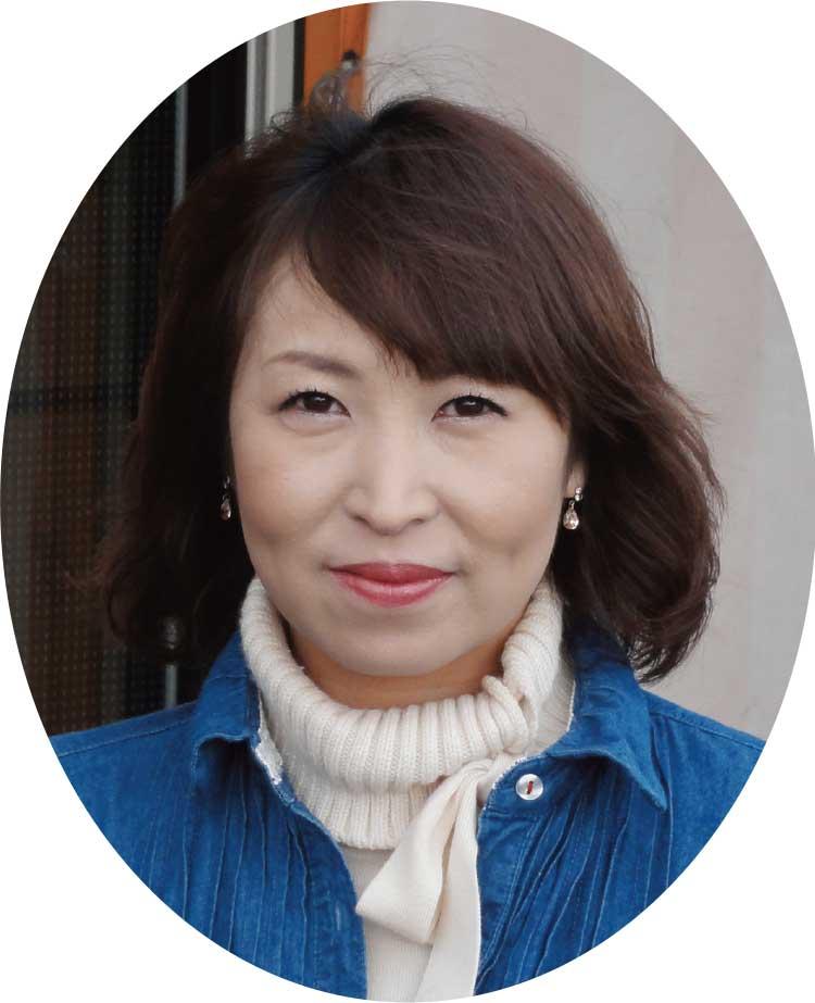 函館自由市場やな商店播磨智子さん