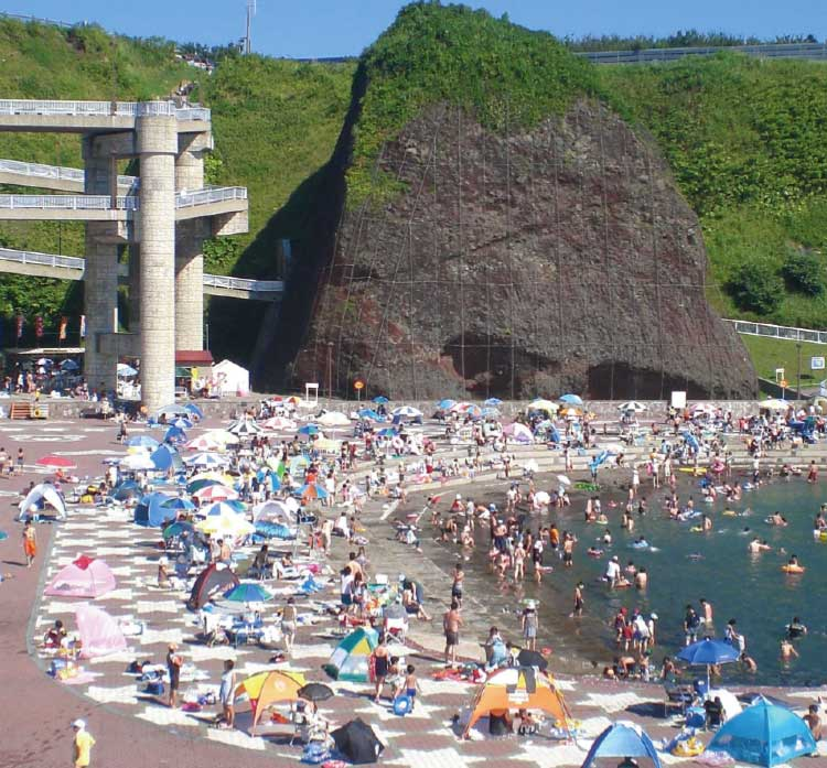 乙部町元和台海浜公園