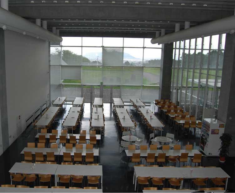 公立はこだて未来大学生活協同組合食堂