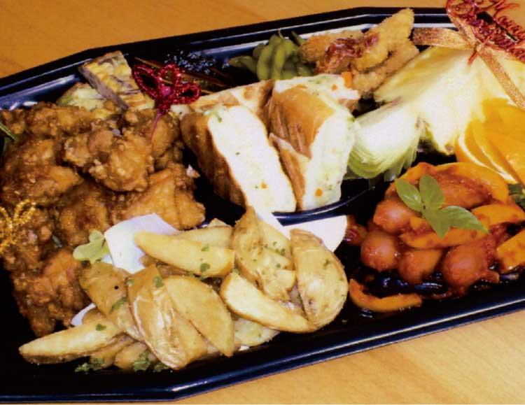 キッチンnosukeyaの洋食オードブル