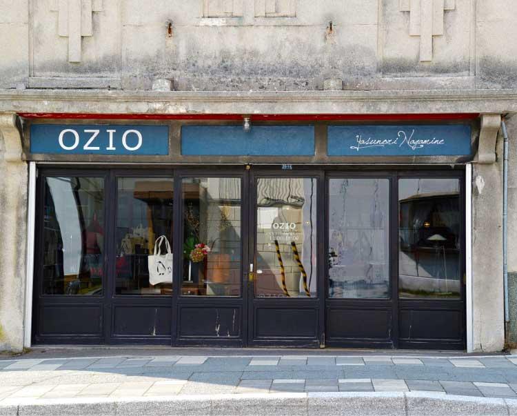 OZIO design外観