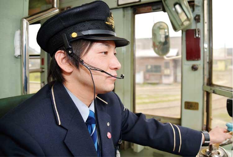 函館市電の運転手 南孝之さん