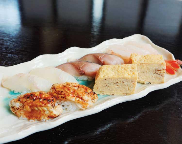 寿し処美ぜん握り寿司