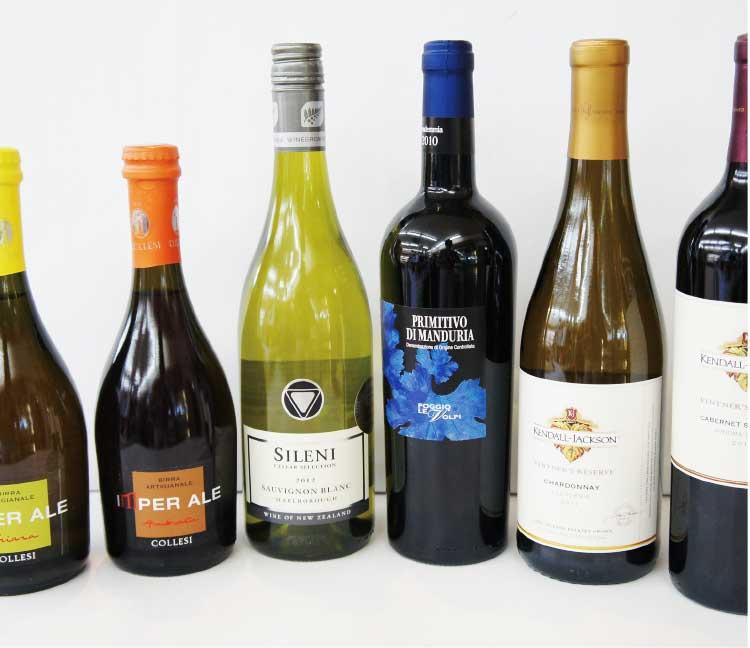 地酒・ワイン屋みのやのコレージ