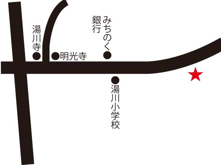 Loveたい戸倉店周辺地図