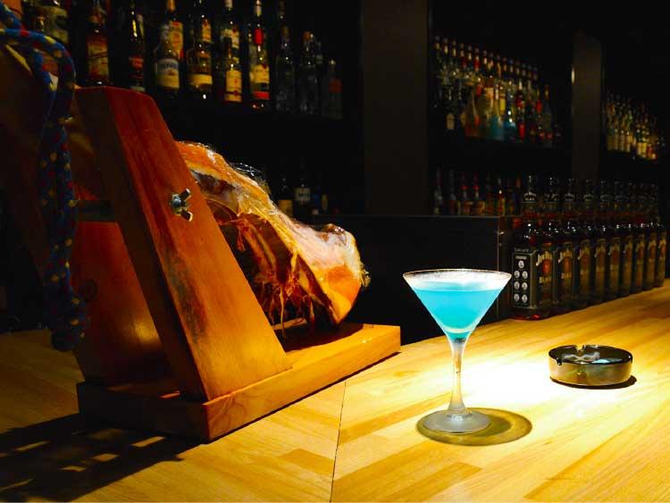 Lounge&Bar北風カウンター