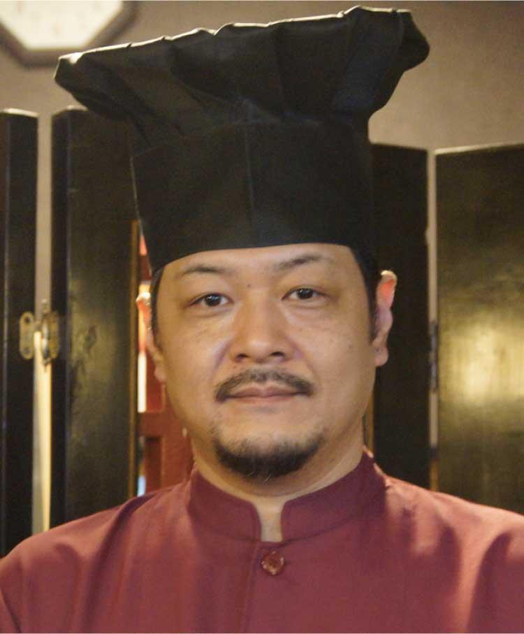 チャイナダイニング鳳凰料理長花田勝彦さん