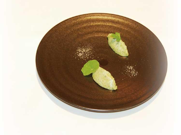 サンマとブロッコリーのリエット