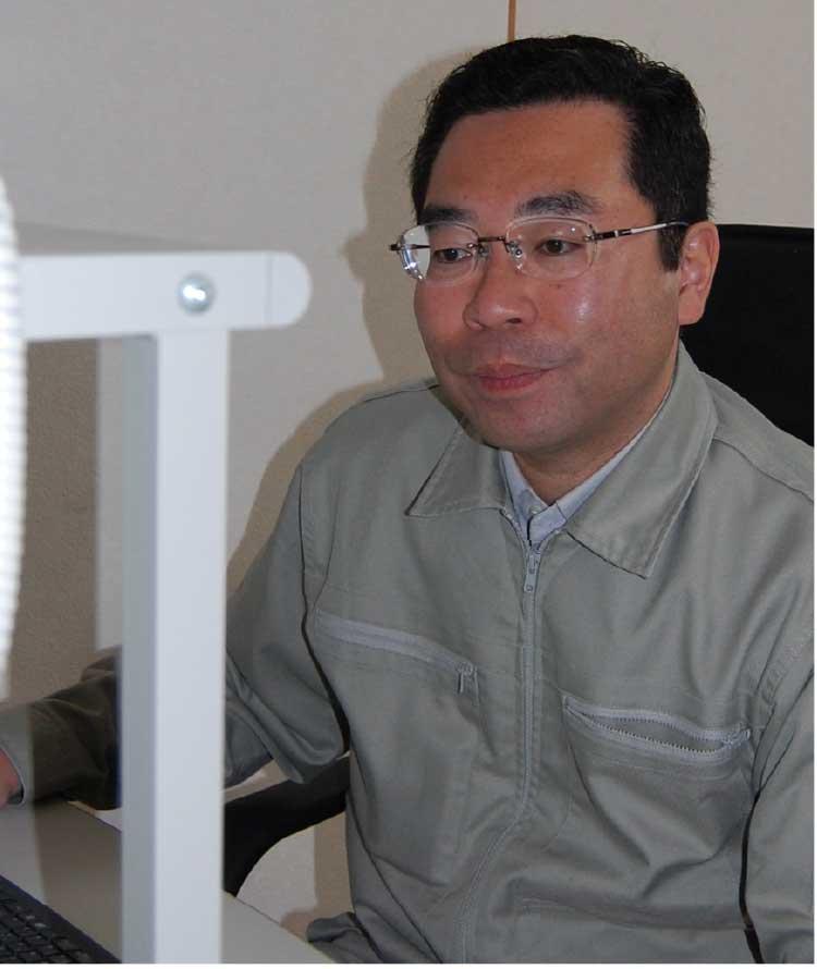 グレイスモデル代表増井慎吾さん