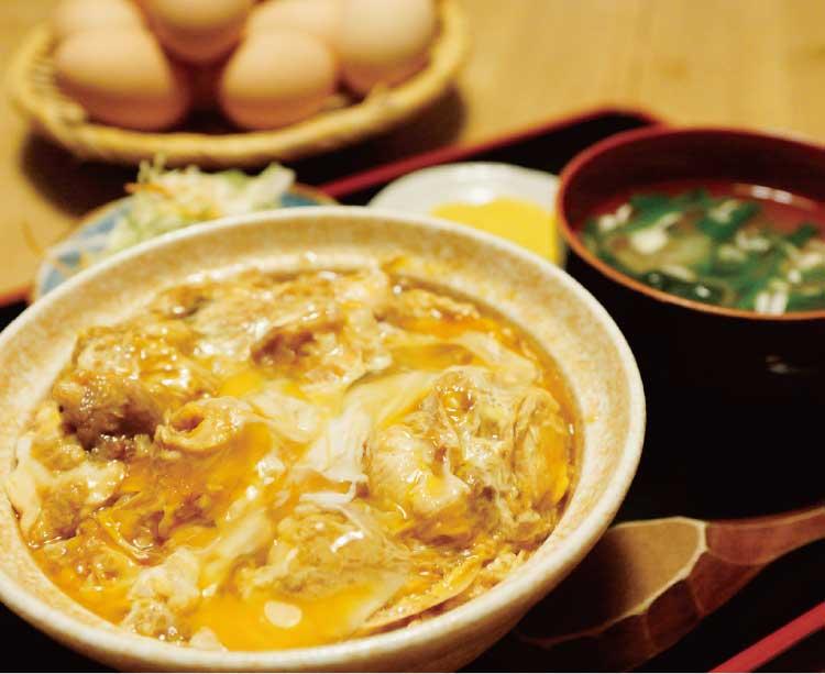鶏料理専門店鶏旬の親子丼