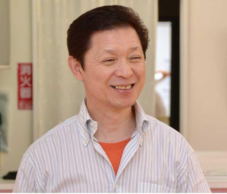 ダンス・スタジオ滝澤の男性講師