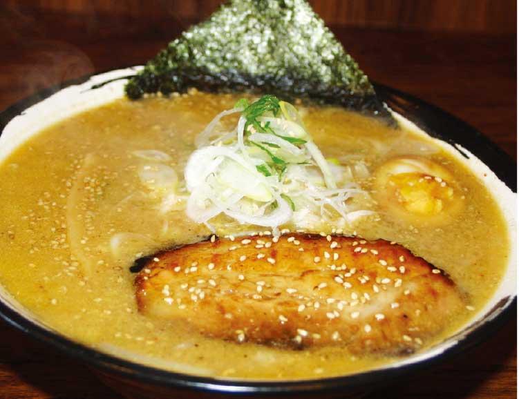 麺夏目の夏目味噌らーめん