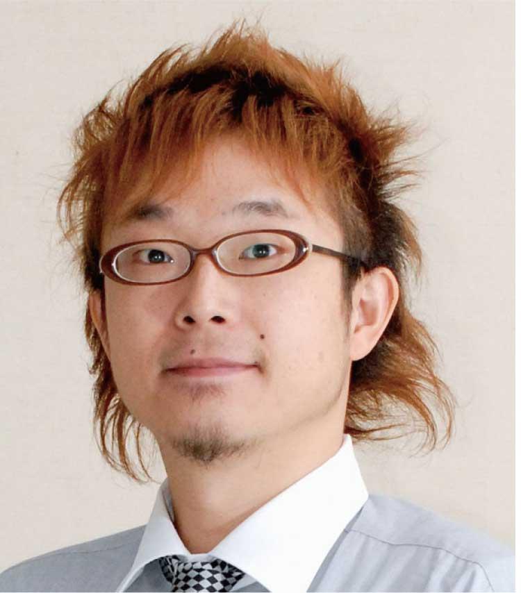 安川 智巨さん