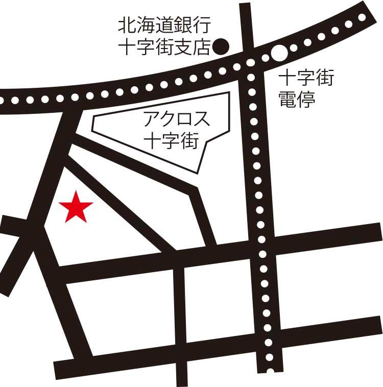 レストラン ル・ヴァン周辺地図