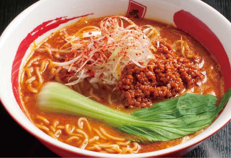 らーめん旭の坦々麺