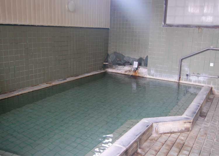 大黒屋旅館のお風呂