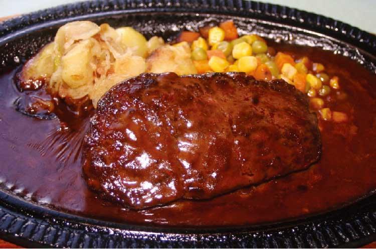 サン・マリノのアメリカン・ショルダーステーキ