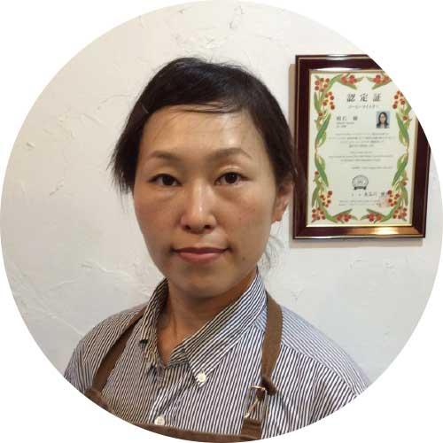 TAILORED COFFEEドリップ実践編講師明石瞳さん