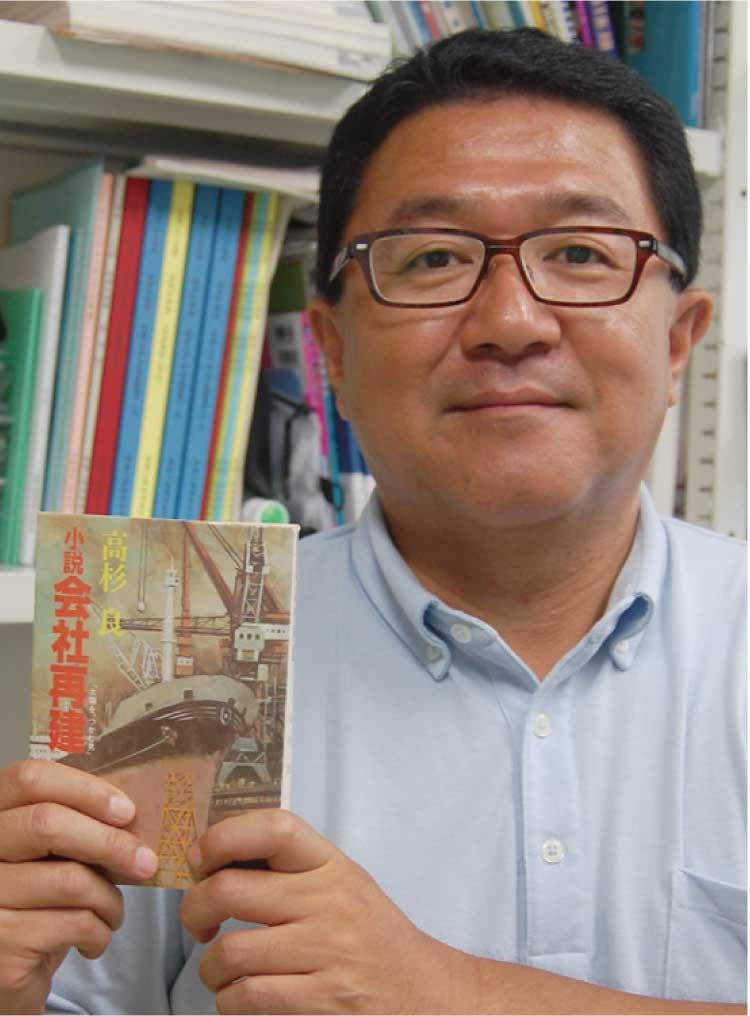 函館工業高等専門学校准教授 奥平理さん