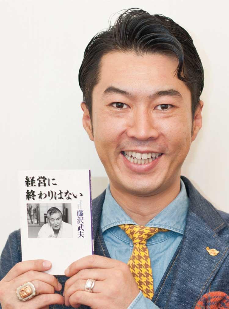 有限会社ファーストフラッシュ代表取締役 小林一輝さん