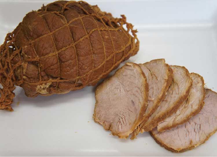 キングストアの自家製焼豚