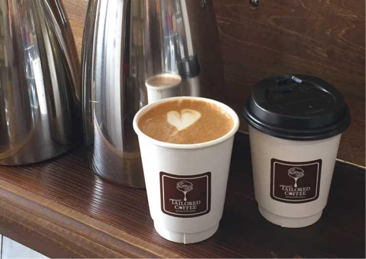 テーラードコーヒーのドリップコーヒー