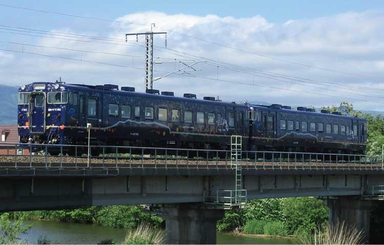 道南いさりび鉄道