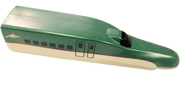 函館プロジェクト株式会社の北海道新幹線H5系列車陶器ボトル