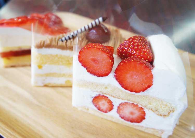 イタリアン・トマト・カフェ函館テーオー店のケーキバイキング