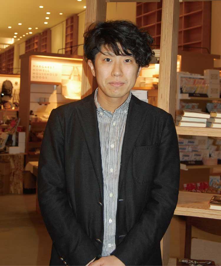 函館蔦屋書店株式会社取締役 丸山明さん