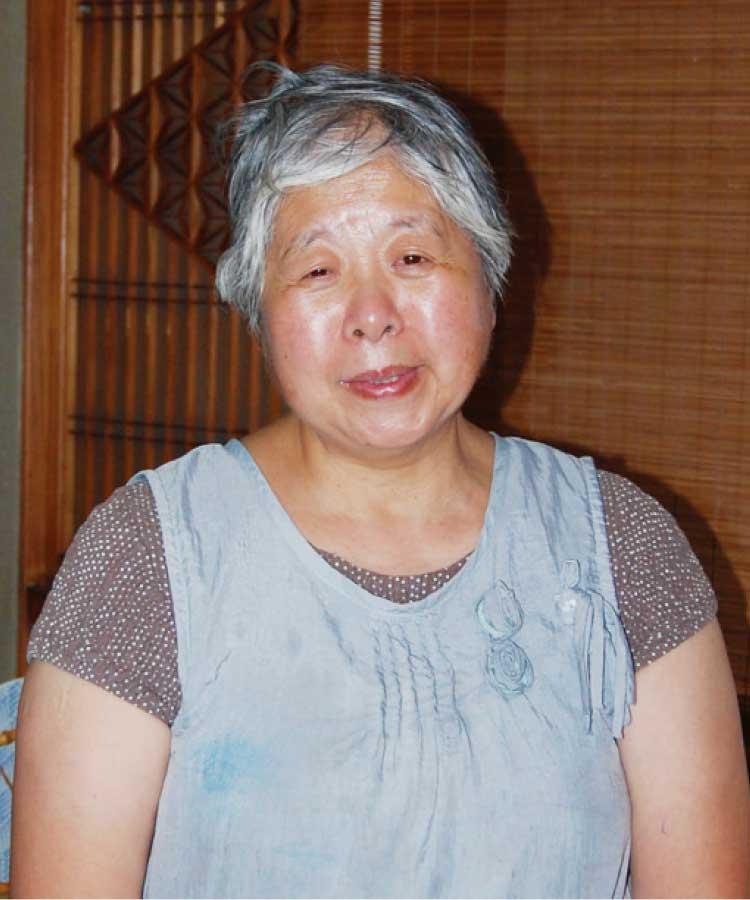 『阿さ利本店』3代目女将 土橋正子さん
