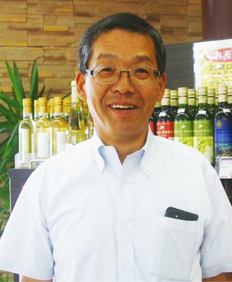 『株式会社イチマス』専務取締役 稲船正光さん