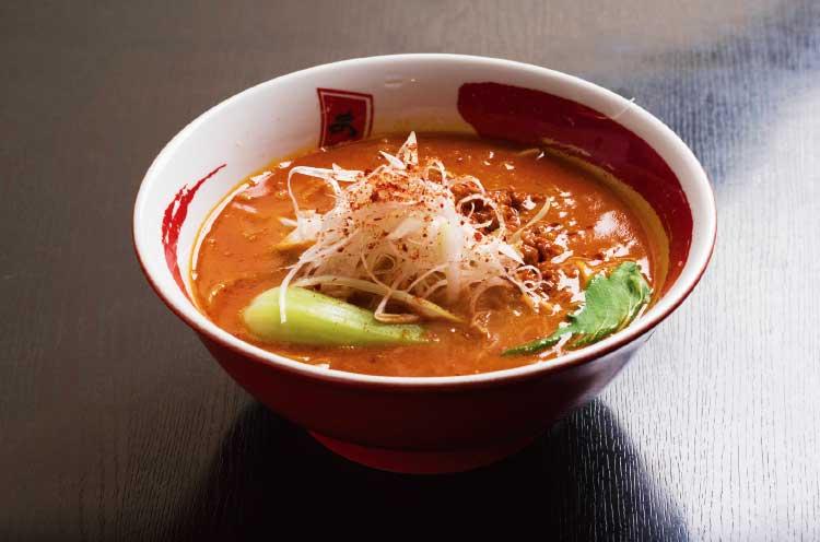 らーめん旭の究極の担々麺
