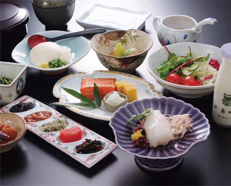 和食のフルコース