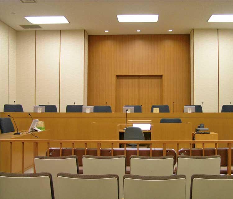 函館地方裁判所