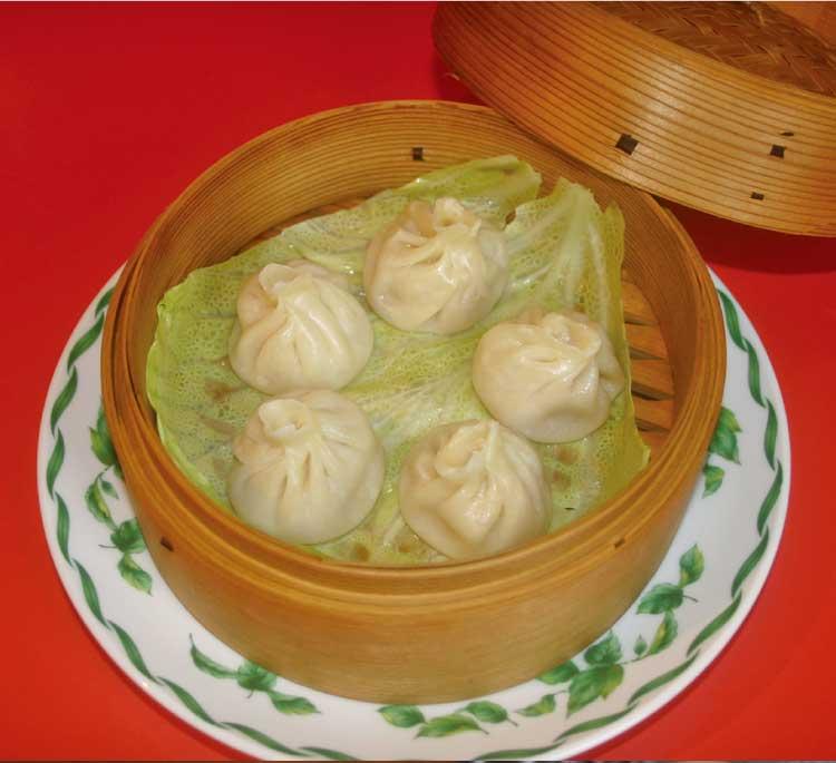 中国料理 香港 小籠包