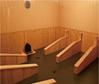 湯の川温泉 ホテルかもめ館 岩盤浴