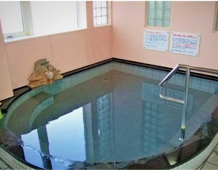 湯の川温泉 ホテルかもめ館 温泉